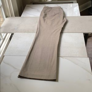 LOFT- taupe dress pants